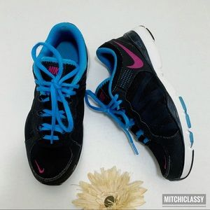 •Nike• Women's Blue Athletic Shoes